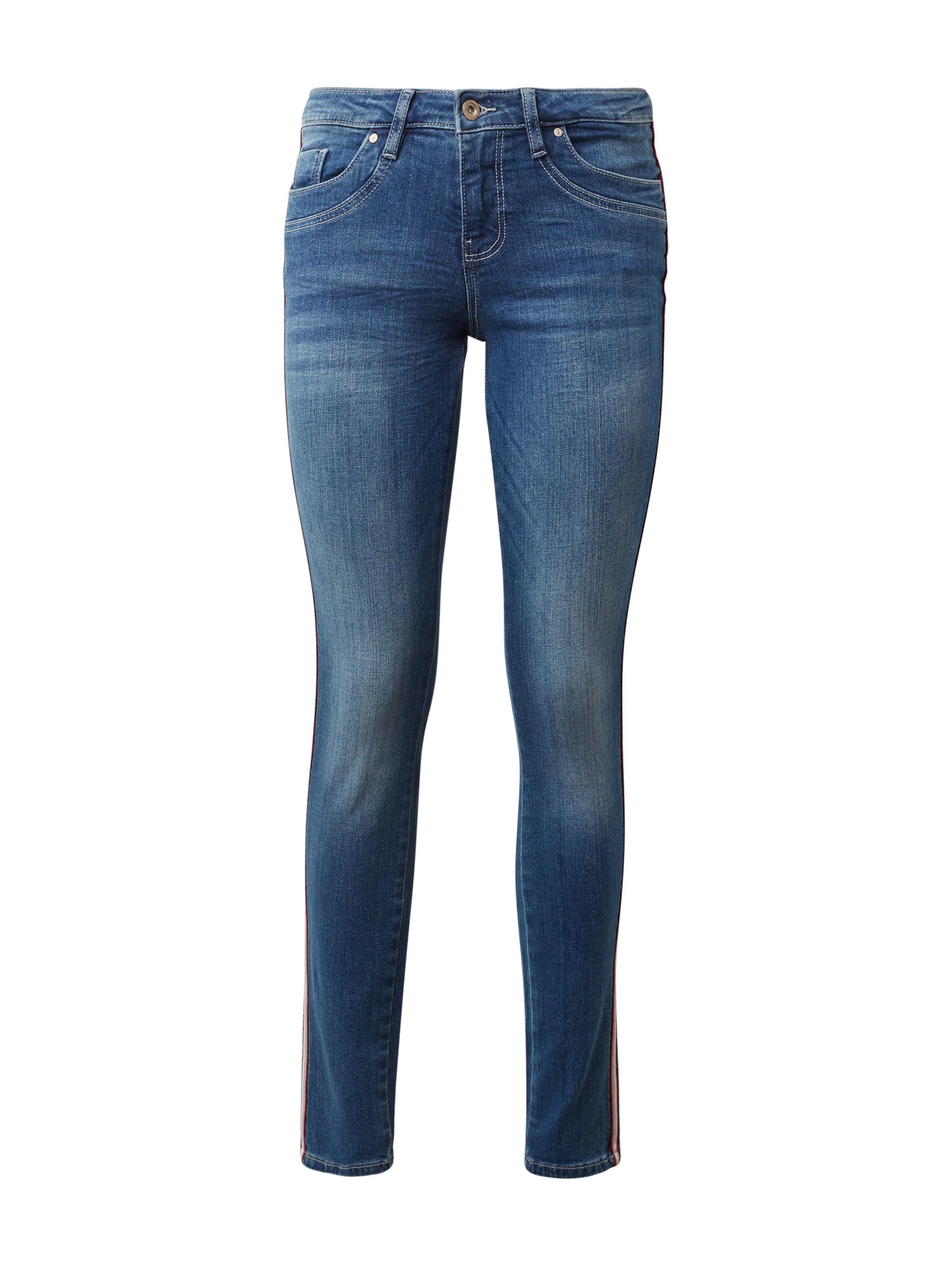 Bleu Blanc En 'alexa' Tom Tailor DenimRouge Jean 4jc5q3SARL