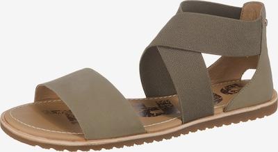 SOREL Sandale 'Ella' in taupe, Produktansicht