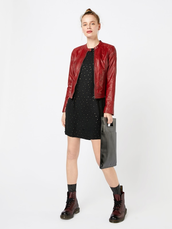 FREAKY NATION Lederjacke 'Carol'