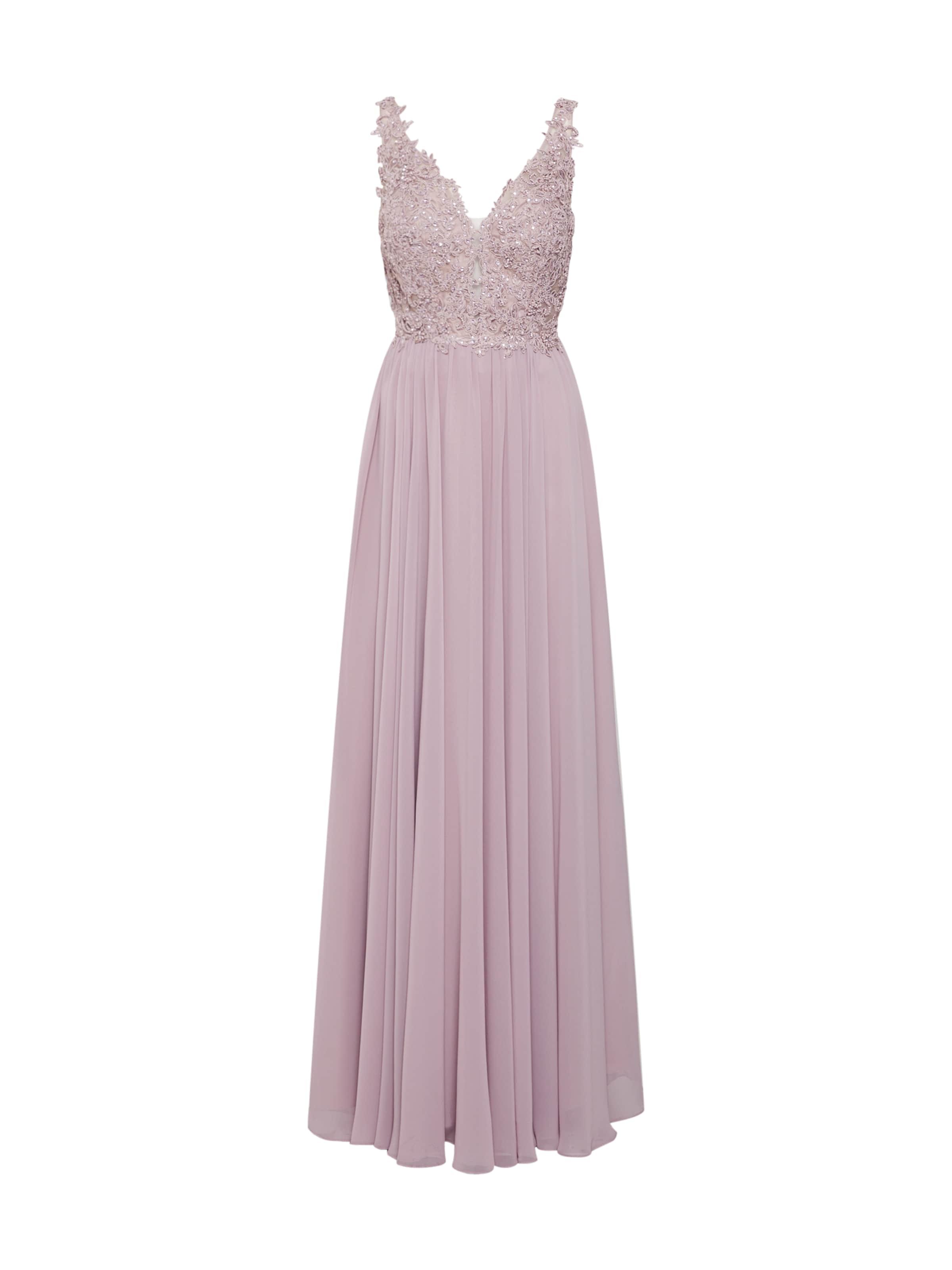 Unique 'evening Dress' Mauve In Kleid BWedxorC