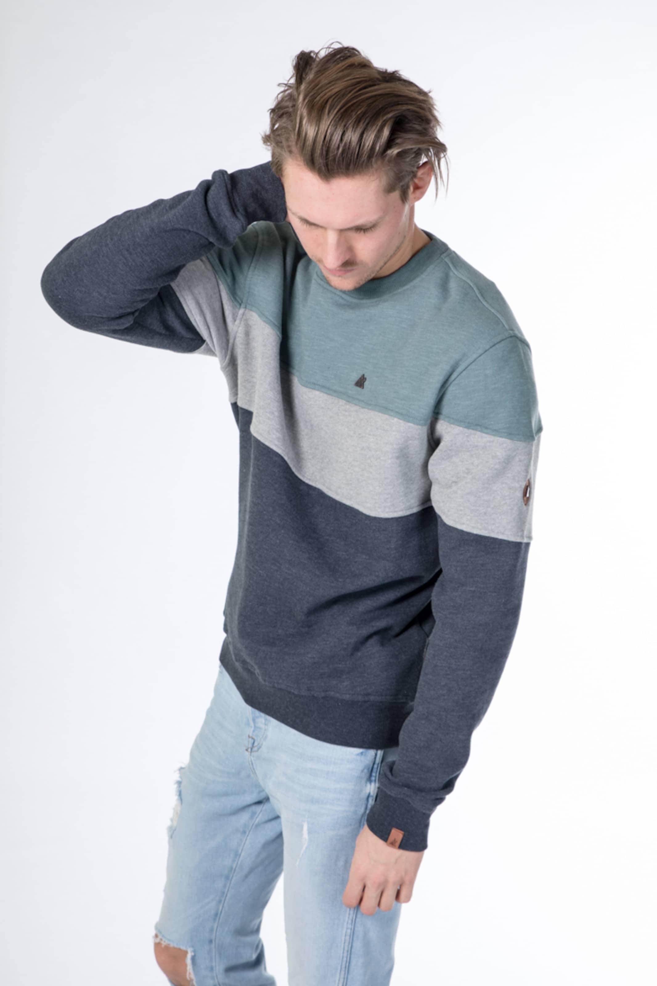 Hellgrau Kickin And OpalTaubenblau Alife 'vince' Sweatshirt In Owk08nPXN