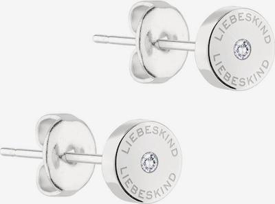Liebeskind Berlin Oorbellen in de kleur Zilver, Productweergave