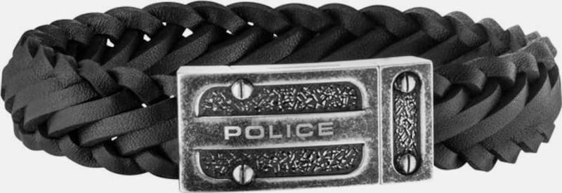 POLICE Armband 'CENTAUR, PJ26057BLE.02-L'