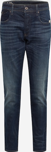 G-Star RAW Jeans 'Kilcot straight tapered' in de kleur Blauw denim, Productweergave
