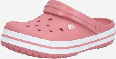 Saboţi Crocs pe roz / alb, Vizualizare produs