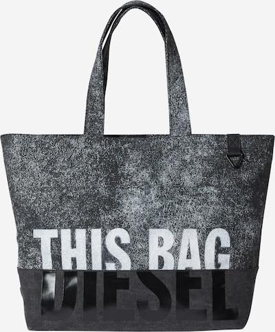 DIESEL Shopper torba u antracit siva, Pregled proizvoda