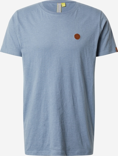 Alife and Kickin T-Shirt 'Maddox' in rauchblau, Produktansicht