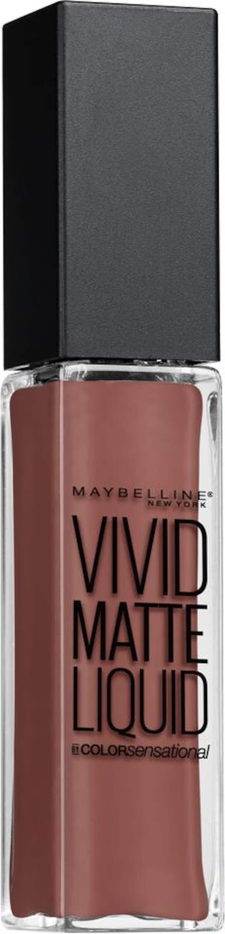 MAYBELLINE New York 'Vivid Matte Liquid' Lippenstift Laden Verkauf Offizielle Seite Günstig Online Verkaufsqualität 30sGucK