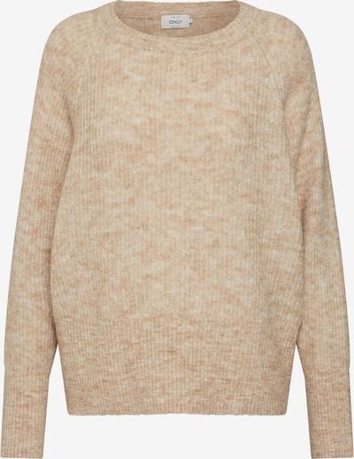 ONLY Sweter 'onlHANNA L/S PULLOVER KNT' w kolorze piaskowym, Podgląd produktu