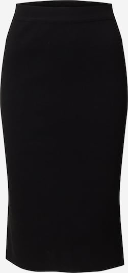 Noisy may Rock 'NMELIAS NW CALF KNIT SKIRT' in schwarz, Produktansicht