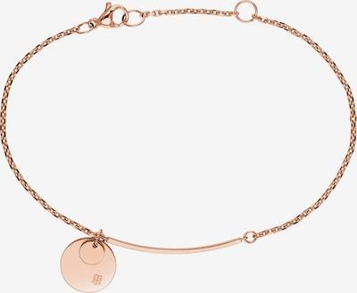 TOMMY HILFIGER Armband in rosegold, Produktansicht