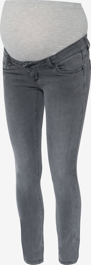 MAMALICIOUS Jeans 'MLLOLA' in de kleur Grijs, Productweergave