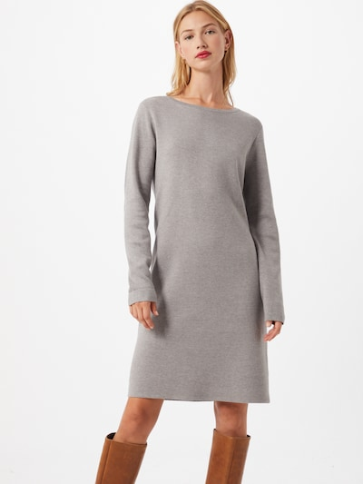 Cartoon Kleid in grau, Modelansicht