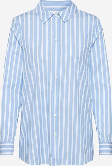 Rich & Royal Bluse in blau / weiß, Produktansicht