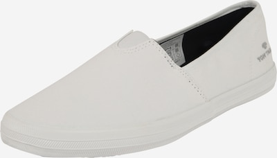 TOM TAILOR Slip-on in White, Item view