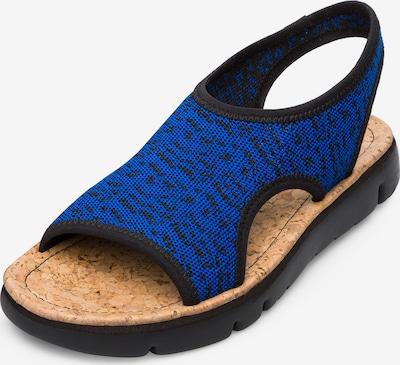 CAMPER Sandalen in blaumeliert: Frontalansicht