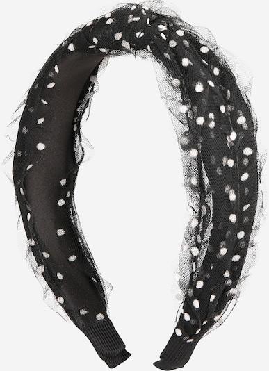 Accesorii pentru păr 'Dots' We Are Flowergirls pe negru, Vizualizare produs