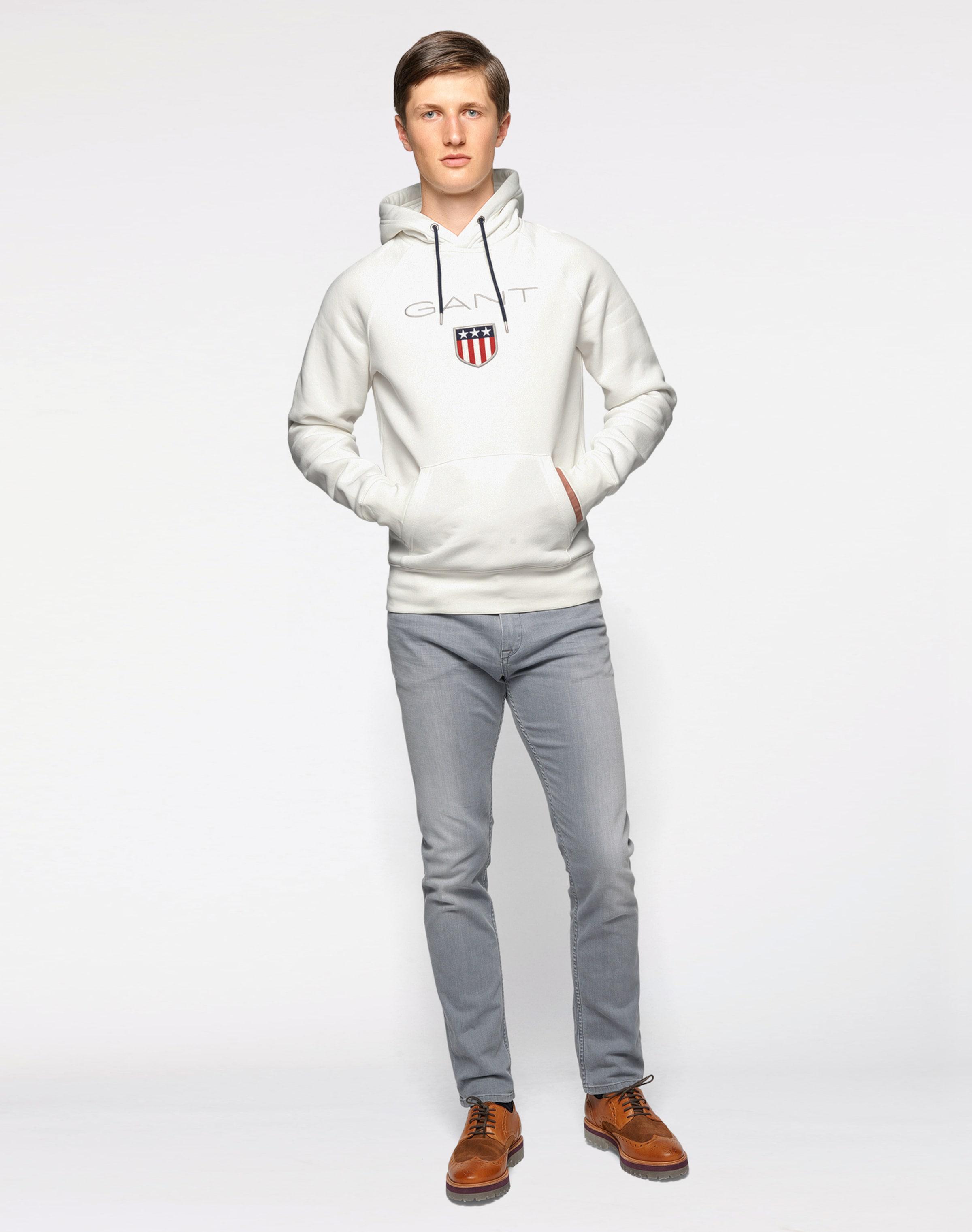 Rabatt Professionelle GANT Kapuzen-Sweatshirt Günstig Kaufen Klassisch Liefern Online Neueste Billig Verkauf Verkauf 4GTYH