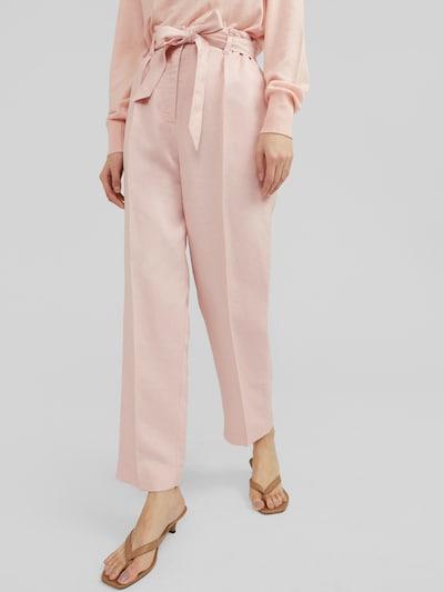 EDITED Hose  'Elita' in rosa / rosé, Modelansicht