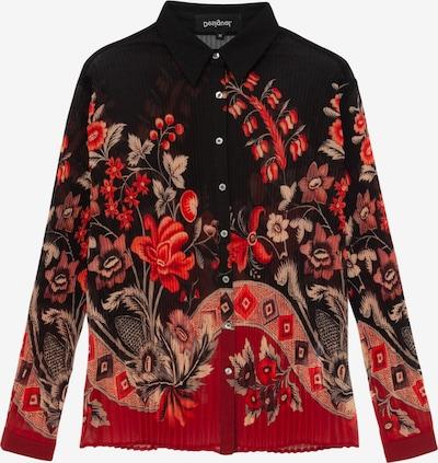 Camicia da donna 'Cam Pleased' Desigual di colore colori misti / nero, Visualizzazione prodotti