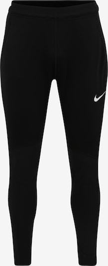 NIKE Pantalon de sport en noir, Vue avec produit