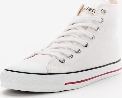 Ethletic Sneaker Fair Trainer White Cap in knöchelhohem Schnitt in weiß, Produktansicht