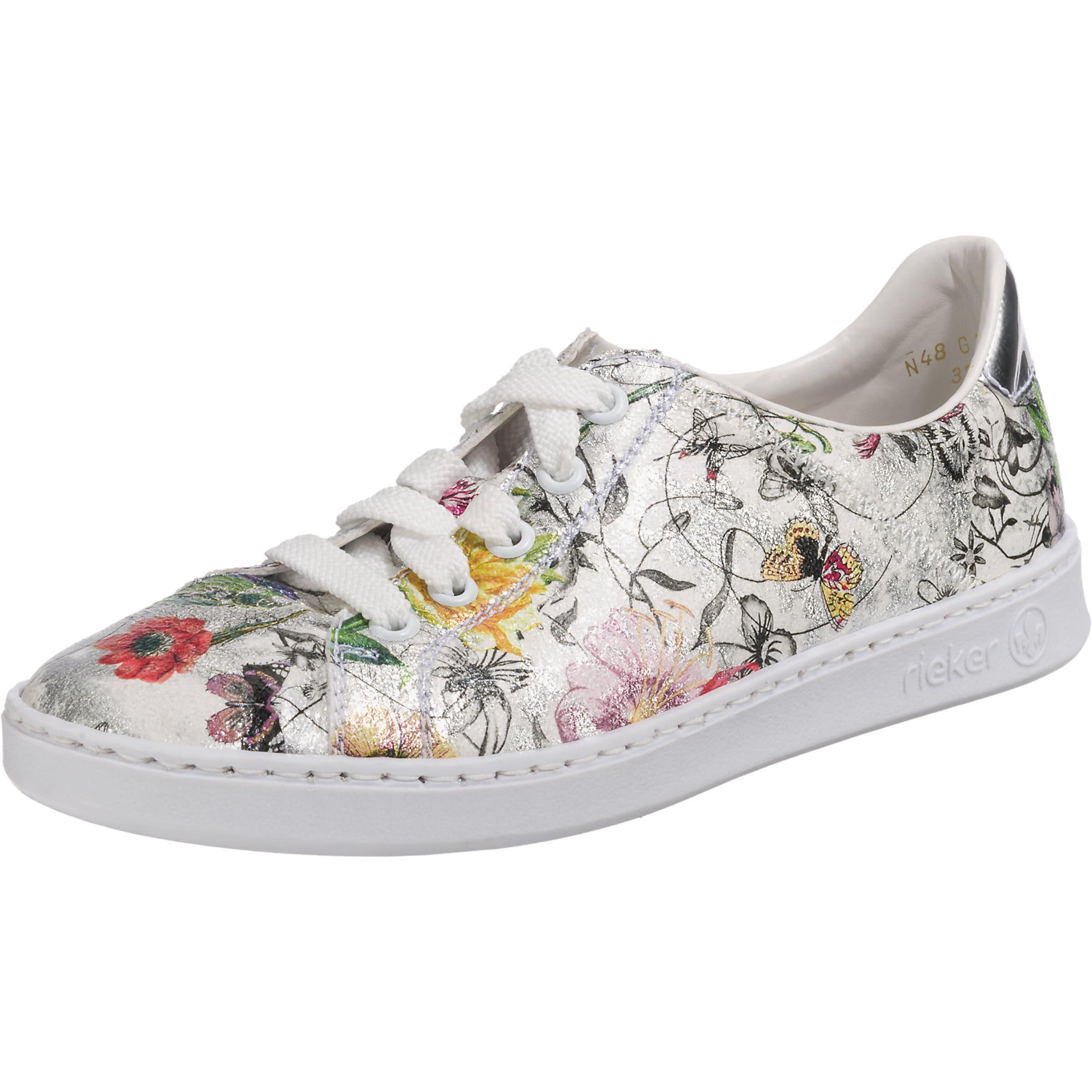 Sneaker 'bouquet' In Rieker Rieker MischfarbenWeiß Rieker Sneaker Sneaker In MischfarbenWeiß 'bouquet' NOvm80nw