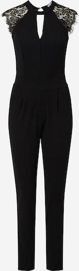 Hailys Jumpsuit 'Lory' in schwarz, Produktansicht