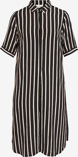 ECHTE Blusenkleid 'Sonia' in beige / schwarz, Produktansicht