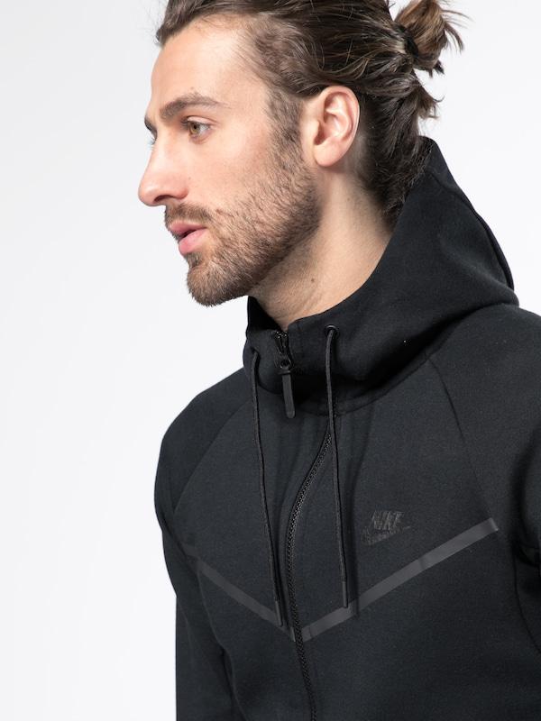 Nike Sportswear Kapuzenshirt n Nsw Tch Flc Wr Hoodie Fz
