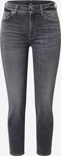 7 for all mankind Jeans 'ROXANNE ANKLE' in grey denim, Produktansicht