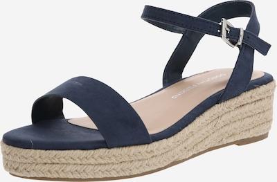 Dorothy Perkins Sandále 'Navy Rihanna Espadrille' - námornícka modrá, Produkt