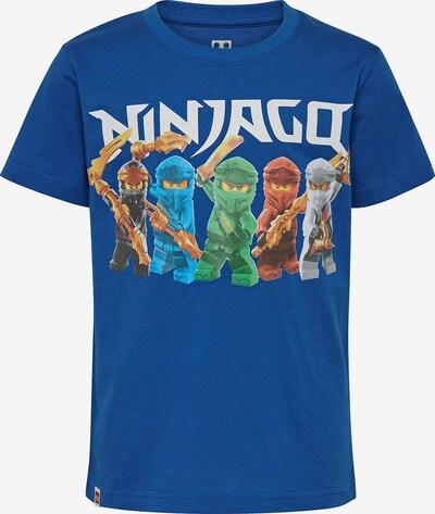 LEGO T-Shirt in blau / mischfarben, Produktansicht