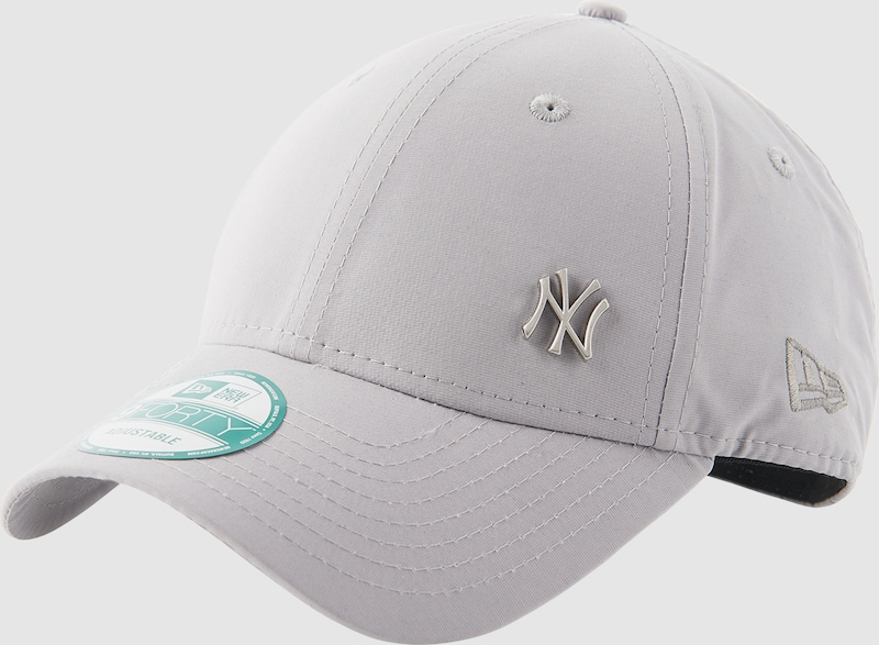 Nouvelle Ère Cap 9forty Logo Impeccable Métall New York Yankees