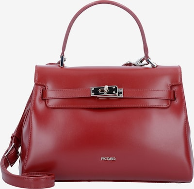 Picard Tasche 'Berlin' in rot, Produktansicht