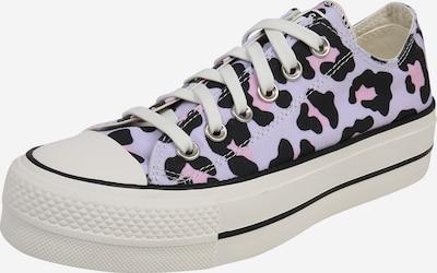 CONVERSE Sneaker 'CHUCK TAYLOR ALL STAR LIFT - OX' in lila / pink / schwarz, Produktansicht