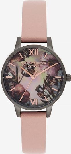 Olivia Burton Uhr 'Twilight OB16TW04' in dunkelgrau / pastellpink, Produktansicht