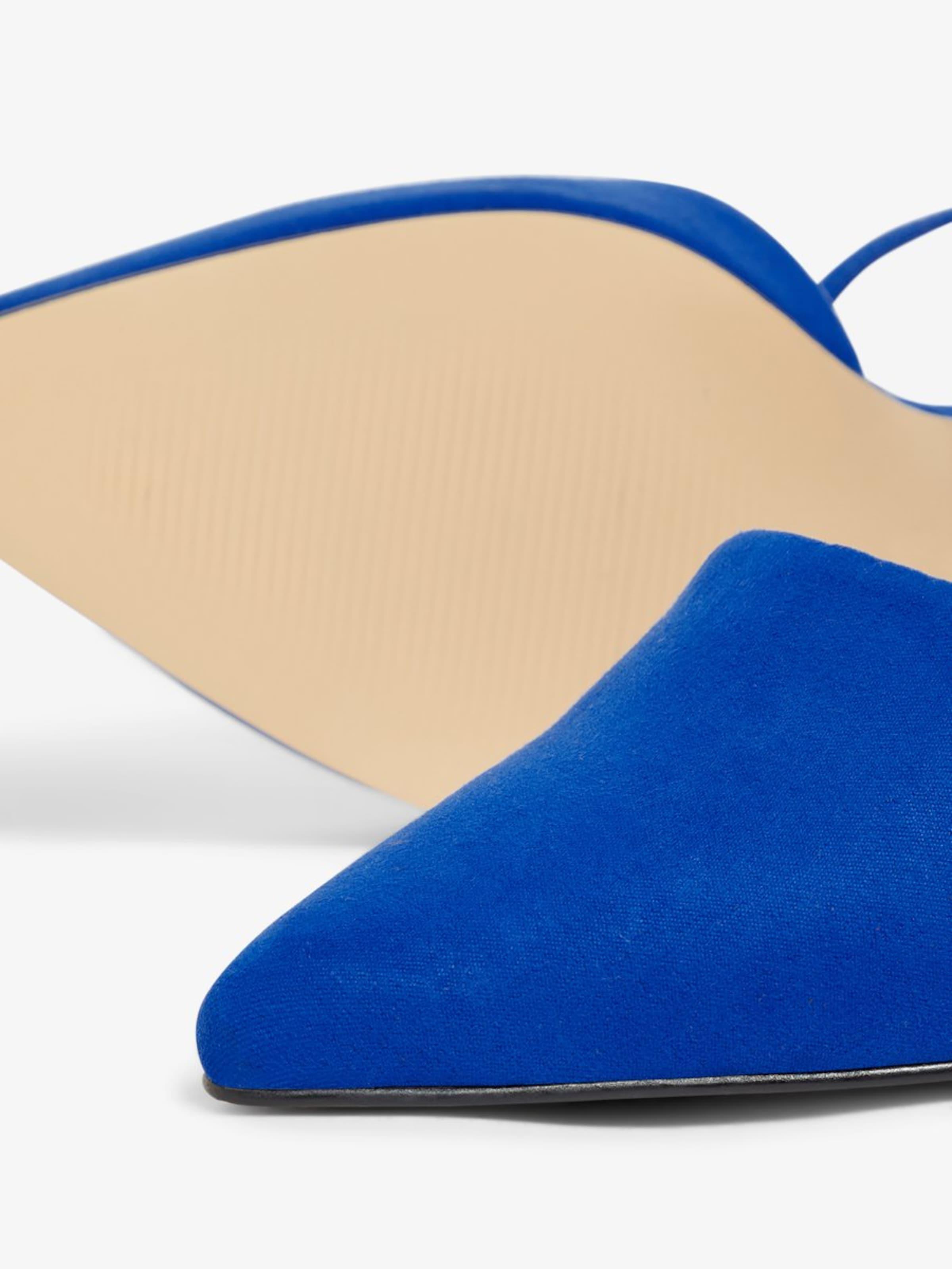 'divived Escarpins Bleu D'orsay' Bianco En PkuwXZiTO