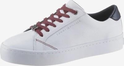 Sneaker low TOMMY HILFIGER pe roșu intens / negru / alb, Vizualizare produs