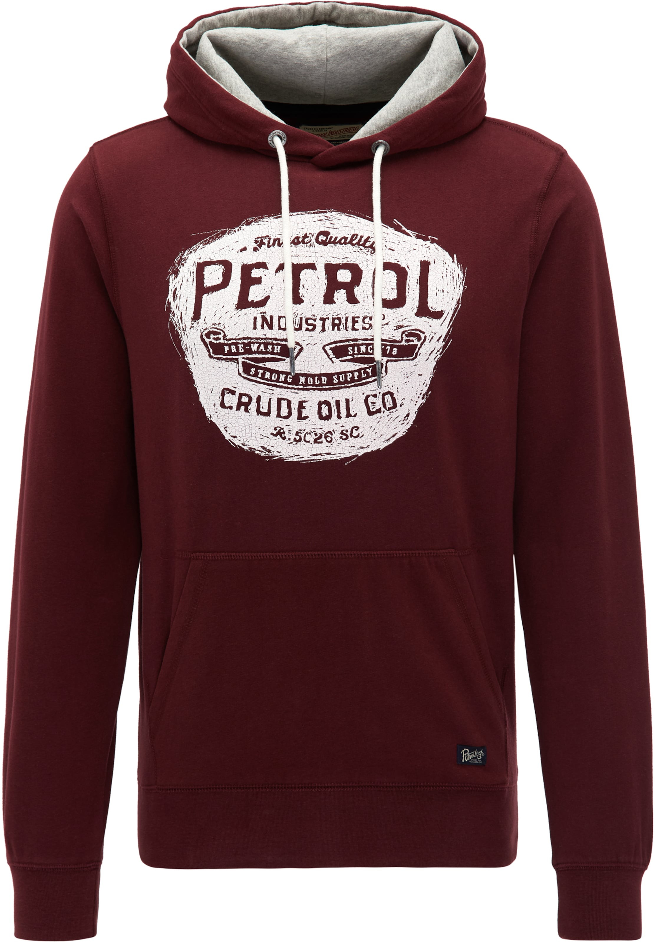 Foncé En shirt Rouge Industries Petrol Sweat 3jq5AcL4RS