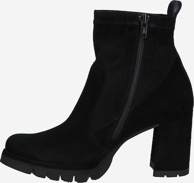 Paul Green Enkellaarsjes in de kleur Zwart, Productweergave