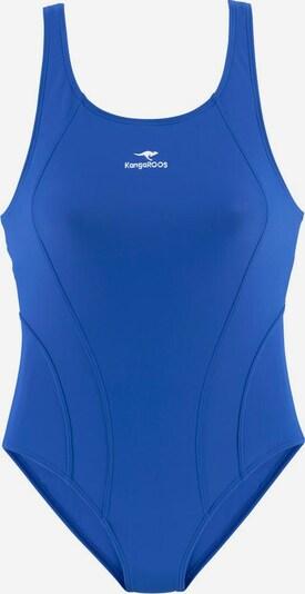KangaROOS Badeanzug in blau, Produktansicht