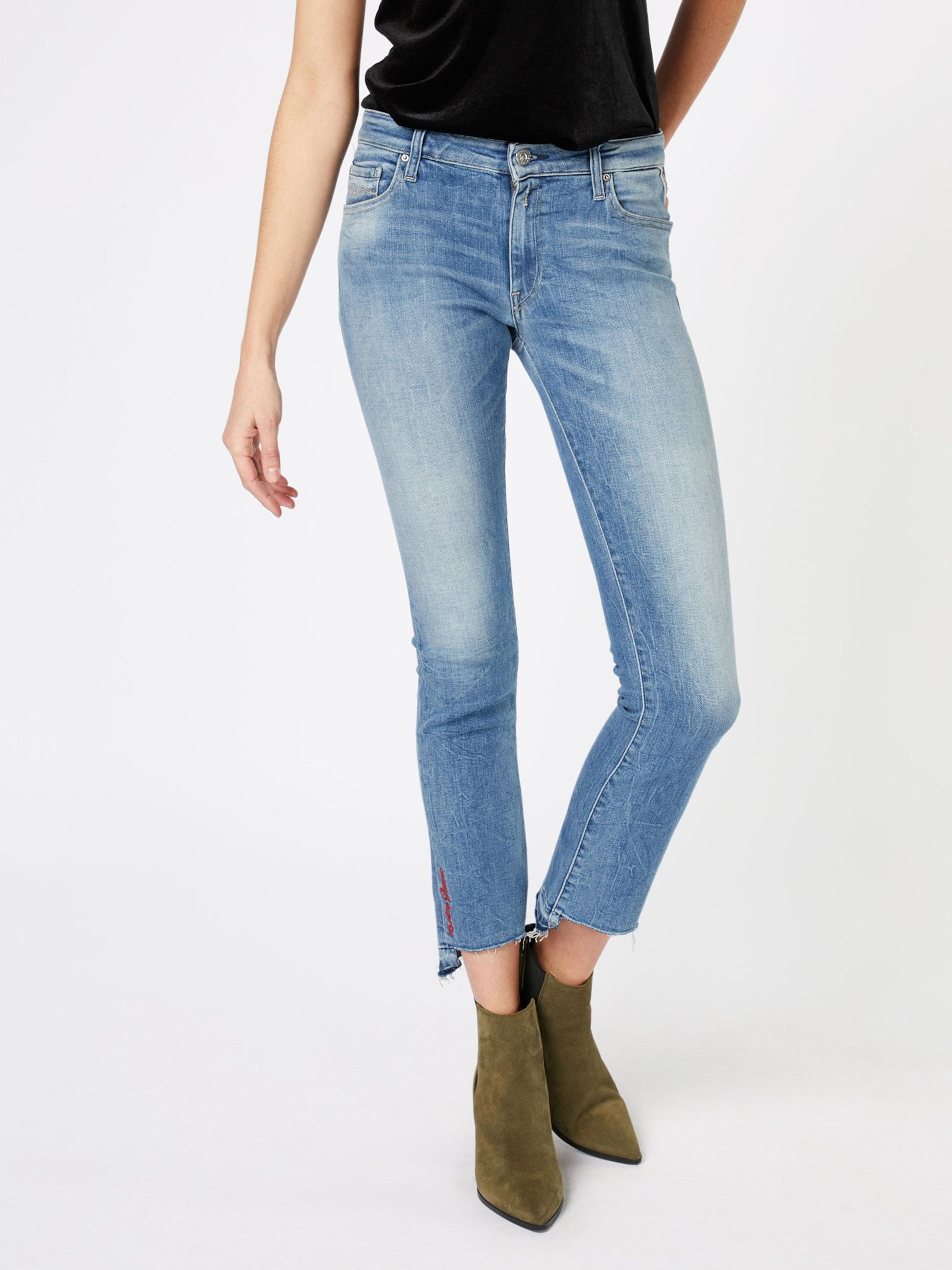 REPLAY Mid waist Jeans 'DOMINIQLI'