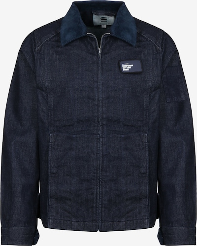 G-Star RAW Jacke 'Service Overshirt' in dunkelblau, Produktansicht