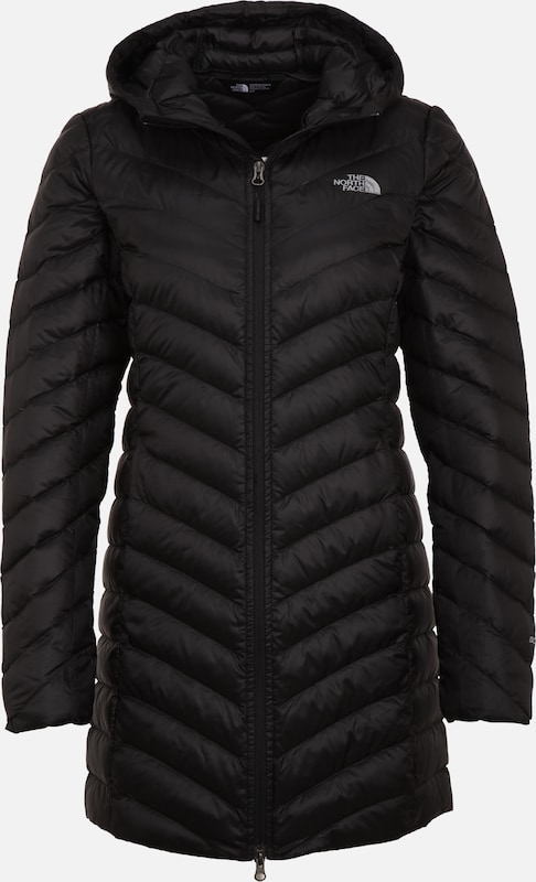 THE NORTH FACE Daunenmantel 'Trevail' in schwarz, Produktansicht