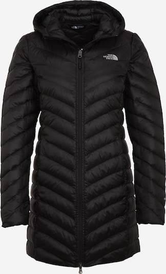fekete THE NORTH FACE Outdoormantel 'Trevail', Termék nézet