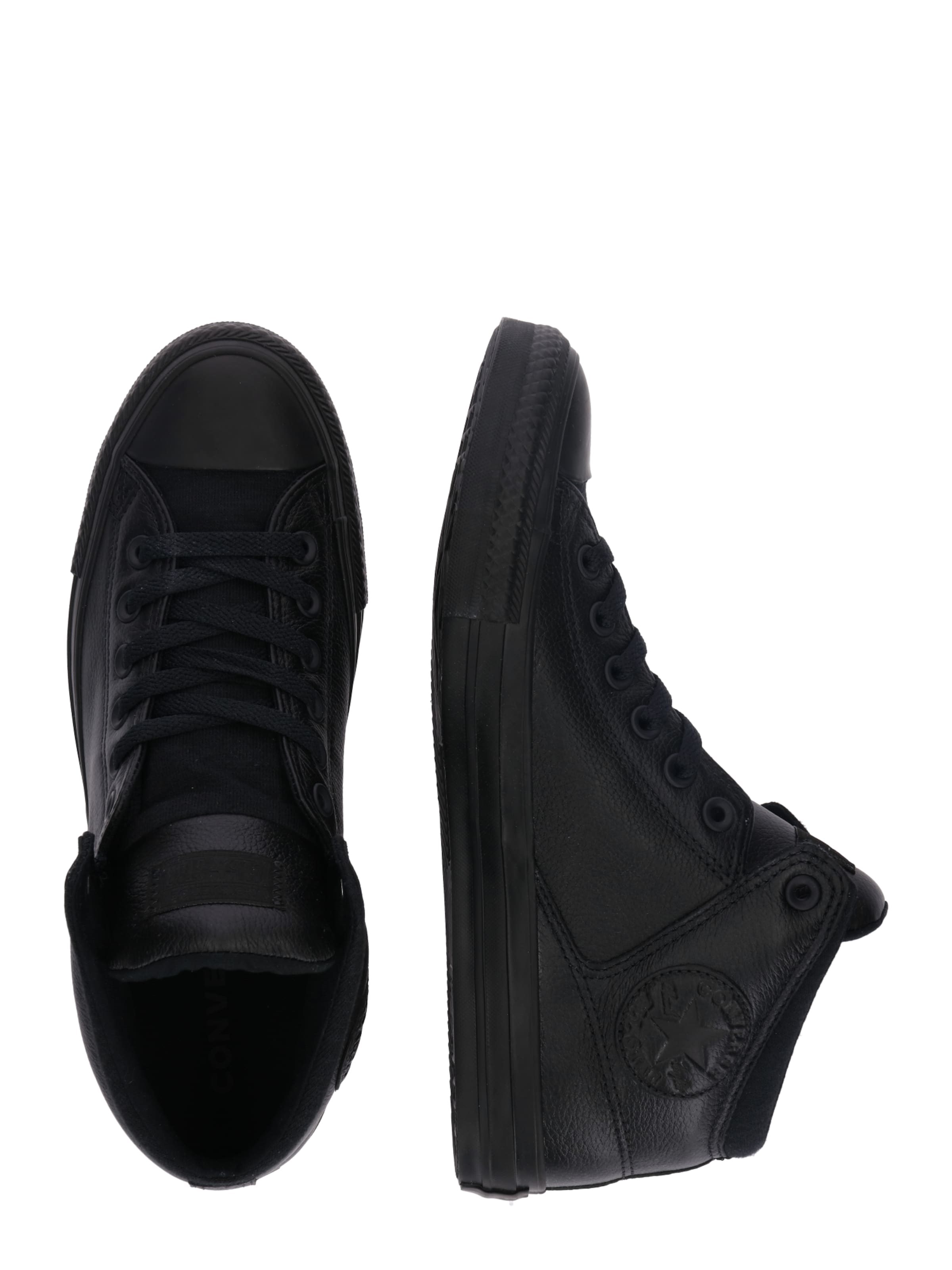 Converse Street' Schwarz Taylor All 'chuck Star In Sneaker High nmwN80