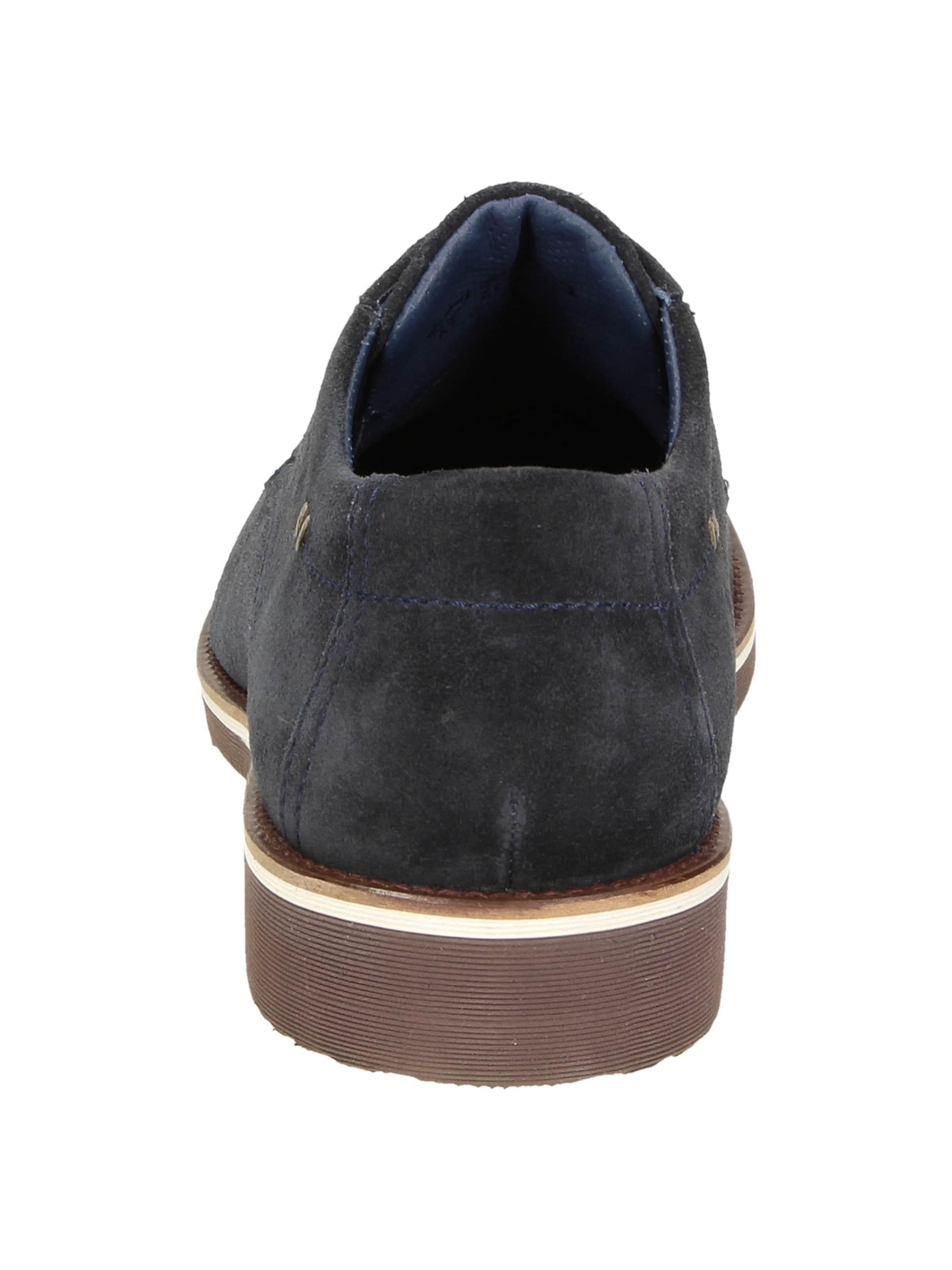 SIOUX Schnürschuh 'Dilip-702-XL Leder Bequem, Bequem, Bequem, gut aussehend 7eaccf