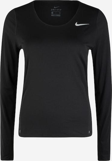 NIKE Sweat de sport en noir, Vue avec produit