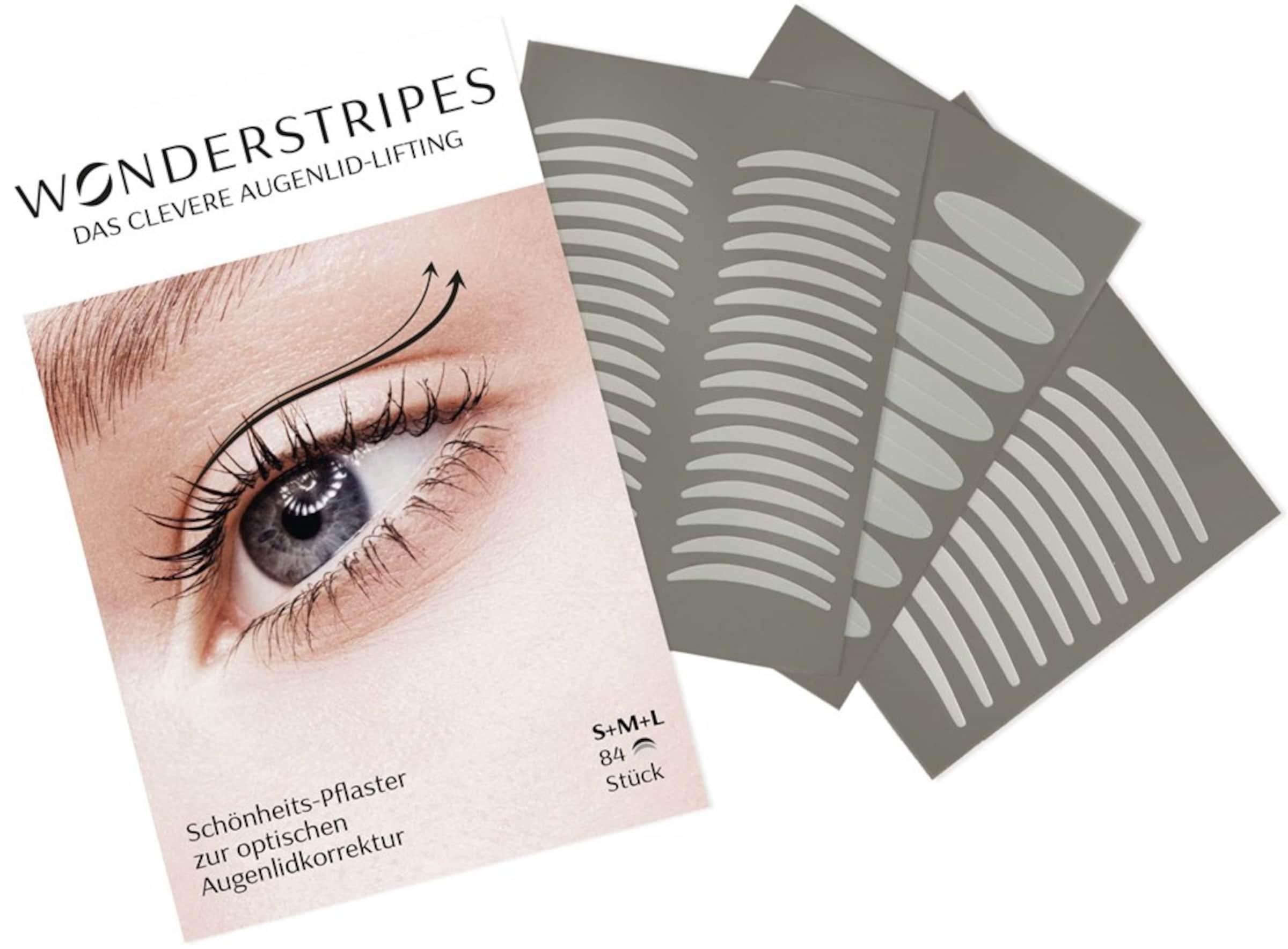 Augenlid 3 Wonderstripes packung' Transparent Verschiedenen 'kombi Größen korrektur Pflaster In PTXkZOiu